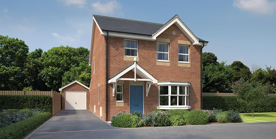 4 Bedrooms Property for sale in The Tennessee, Redwood Point, Progress Way, Marton Moss